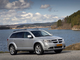 Pictures of Dodge Journey US-spec 2008–10