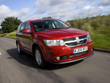 Pictures of Dodge Journey UK-spec 2008–10