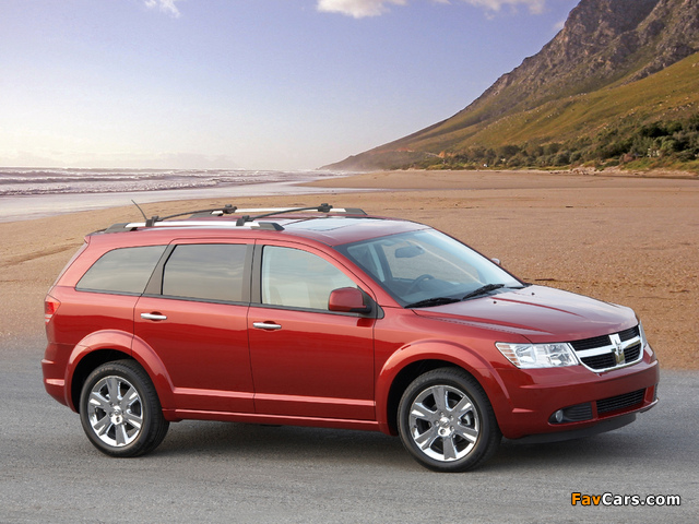 Pictures of Dodge Journey 2008–10 (640 x 480)