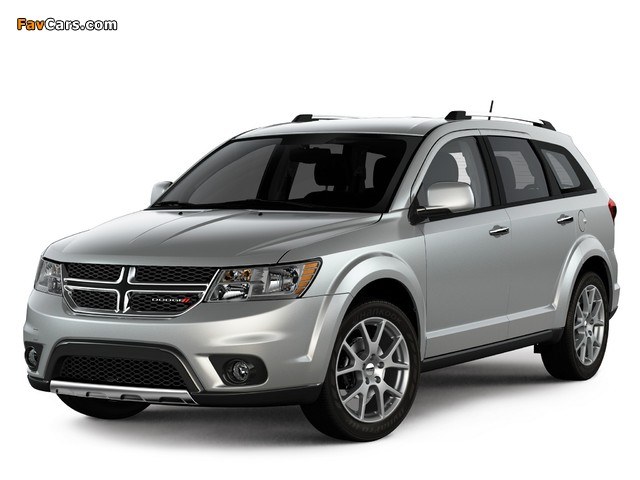 Pictures of Dodge Journey R/T 2011 (640 x 480)