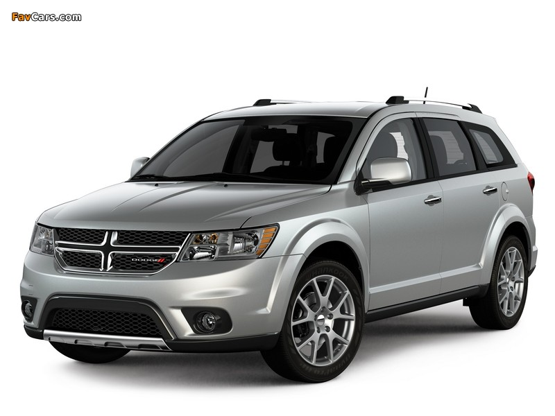 Pictures of Dodge Journey R/T 2011 (800 x 600)