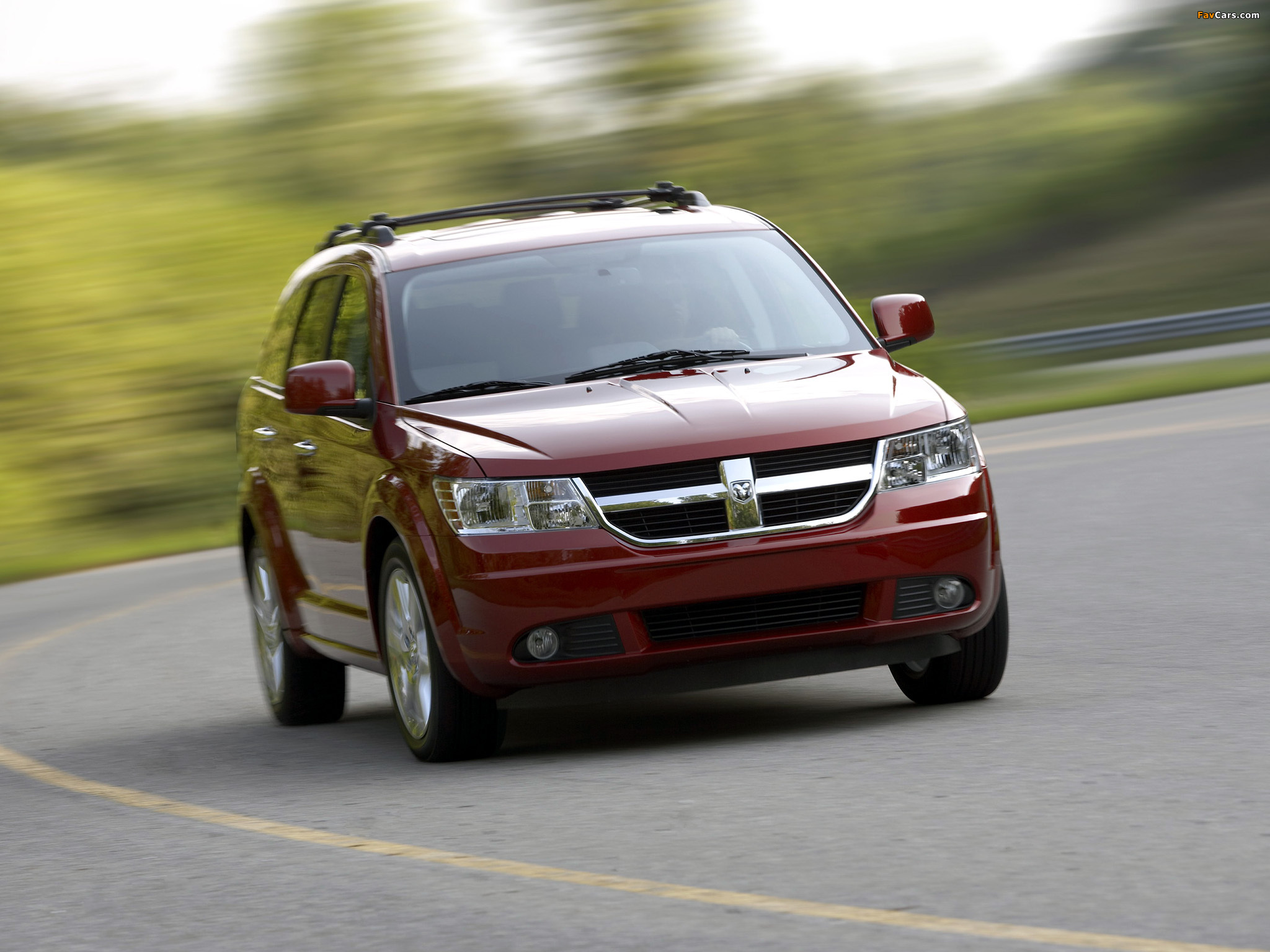Dodge Journey 2008–10 wallpapers (2048 x 1536)