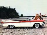 Dodge Custom Royal Lancer Convertible 1957 pictures