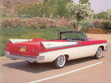 Dodge Custom Royal Lancer Convertible 1957 wallpapers