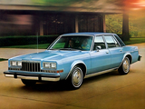 Photos of Dodge LeBaron Medallion 4-door Sedan 1981