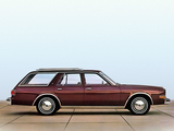 Photos of Dodge LeBaron Salon Wagon 1981