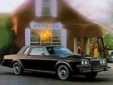 Pictures of Dodge LeBaron Salon 2-door Sedan 1981