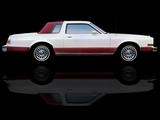 Pictures of Dodge LeBaron Sport Coupe 1981