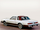 Dodge LeBaron Sport Coupe 1981 wallpapers