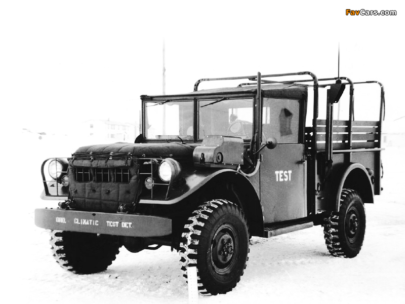 Dodge M37 (T245) 1951-56 wallpapers (800 x 600)