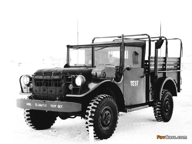 Dodge M37 (T245) 1951-56 wallpapers (640 x 480)