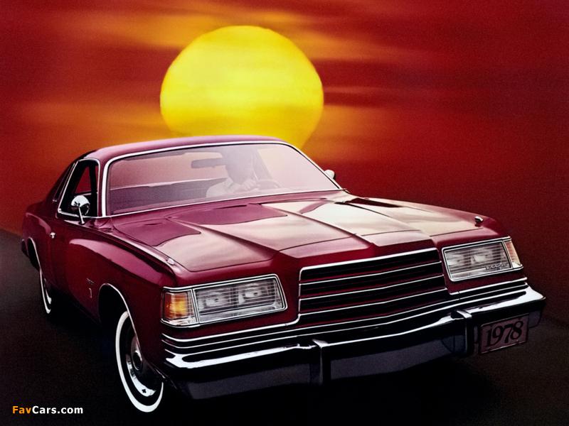 Dodge Magnum XE (XS22) 1978–79 photos (800 x 600)