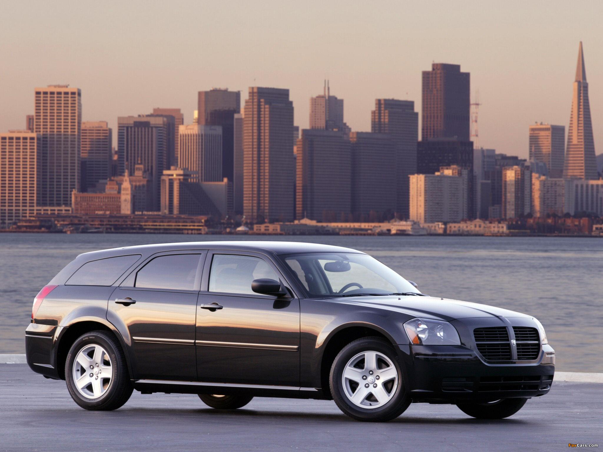 Dodge Magnum RT 2005–07 pictures (2048 x 1536)