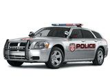 Dodge Magnum Police Car 2005–08 wallpapers