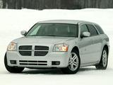Photos of Dodge Magnum RT 2005–07