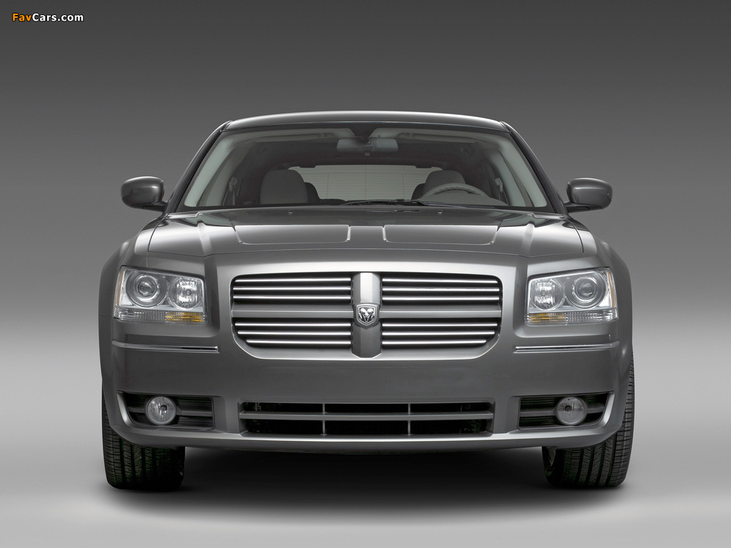 Dodge Magnum RT 2007–08 wallpapers (1024 x 768)