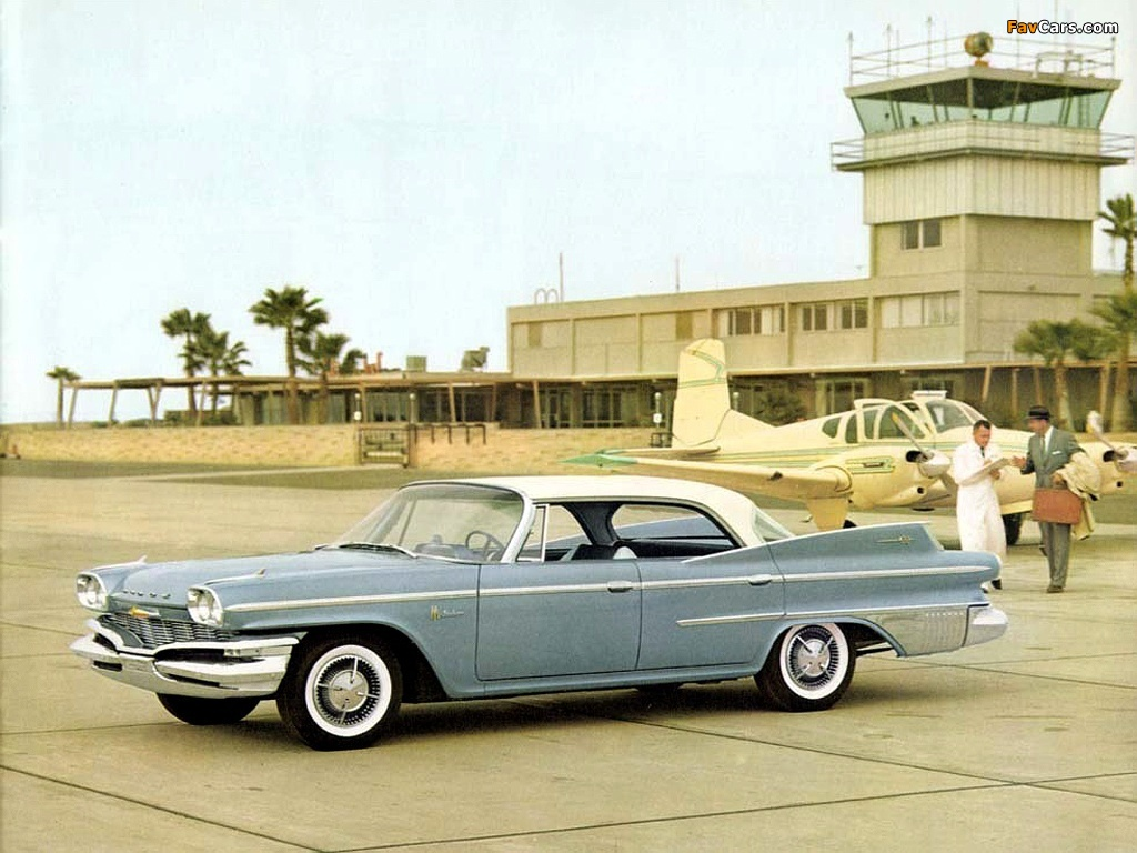 Dodge Matador Hardtop 1960 wallpapers (1024 x 768)