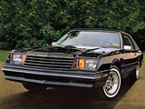 Dodge Mirada 1981 wallpapers