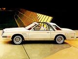 Dodge Mirada 1982 pictures