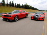 Photos of Dodge Challenger SRT10 Concept & Viper SRT10 ACR 2008