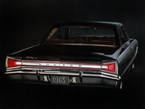 Dodge Monaco 2-door Hardtop 1965 pictures