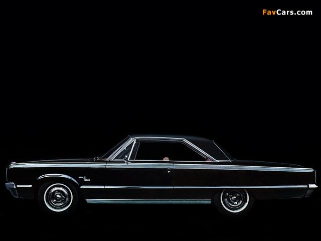 Dodge Monaco 2-door Hardtop 1965 pictures (640 x 480)