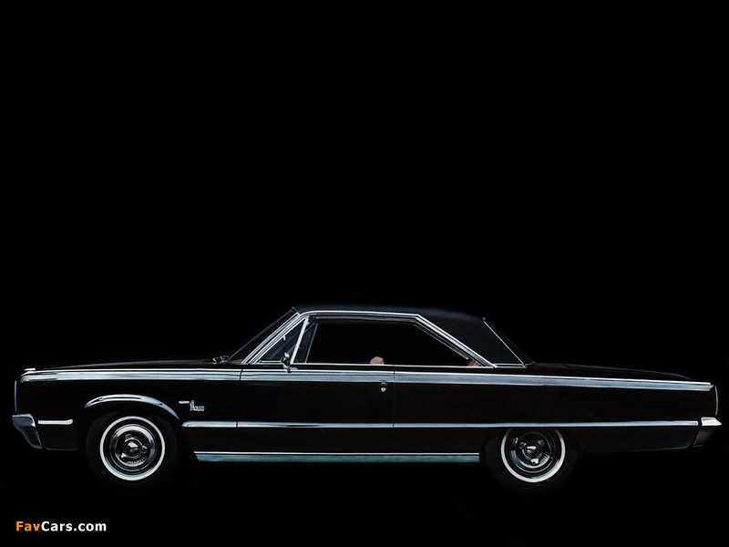Dodge Monaco 2-door Hardtop 1965 pictures (800 x 600)