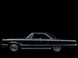 Dodge Monaco 2-door Hardtop 1965 pictures