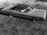 Dodge Monaco 4-door Hardtop 1969 images