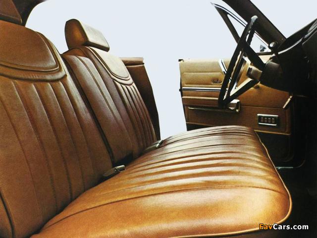 Dodge Monaco 2-door Hardtop 1969 pictures (640 x 480)