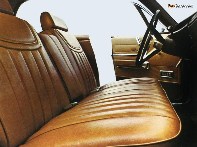 Dodge Monaco 2-door Hardtop 1969 pictures (800 x 600)