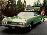 Dodge Monaco Hardtop Sedan (DH43) 1970 photos