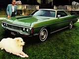 Dodge Monaco 2-door Hardtop 1971 images
