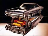 Dodge Monaco 4-door Hardtop 1973 photos
