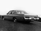 Dodge Royal Monaco Brougham Sedan (DP41) 1976 pictures