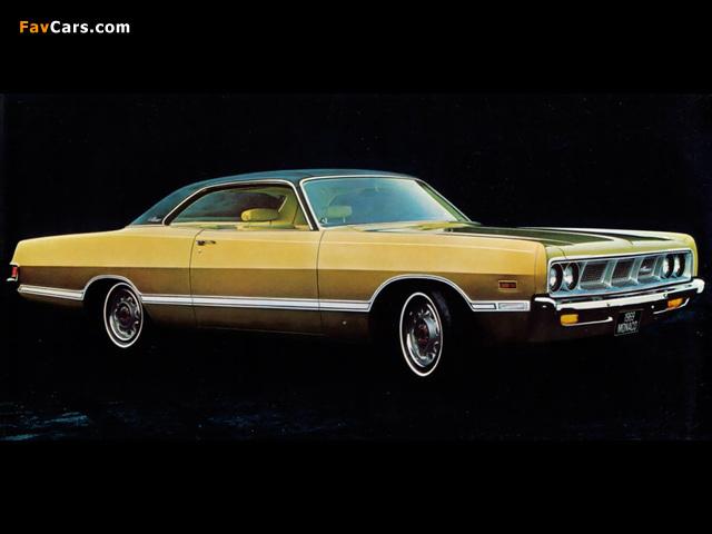Images of Dodge Monaco 2-door Hardtop 1969 (640 x 480)