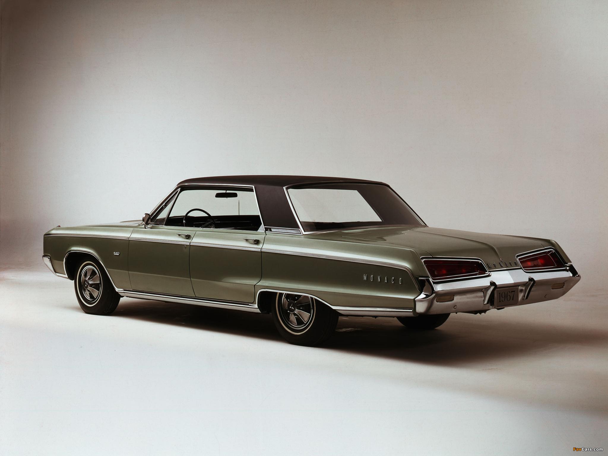 4 Door Car >> Photos of Dodge Monaco 4-door Hardtop 1967 (2048x1536)
