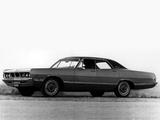 Photos of Dodge Monaco 4-door Hardtop 1969