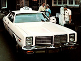 Photos of Dodge Monaco Sedan Taxi 1977