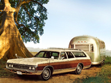 Dodge Monaco Wagon 1970 wallpapers