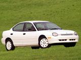 Dodge Neon 1994–99 images