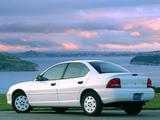 Dodge Neon 1994–99 photos