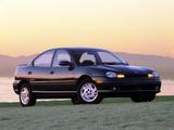 Dodge Neon 1994–99 wallpapers