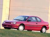 Dodge Neon Sport Coupe 1996–99 photos
