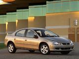 Dodge Neon 1999–2002 images