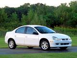 Dodge Neon 1999–2002 photos