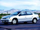 Dodge Neon 1999–2002 wallpapers