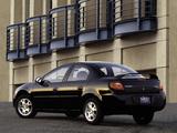 Dodge Neon R/T 2002 photos