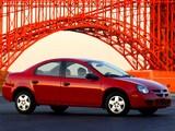 Dodge Neon 2003–05 pictures