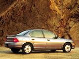 Photos of Dodge Neon 1994–99